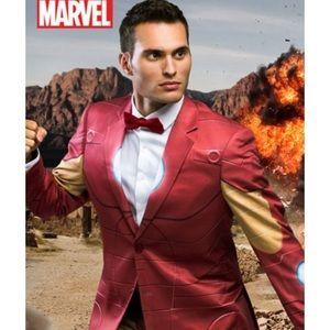 Marvel Iron Man Fun Suit Jacket